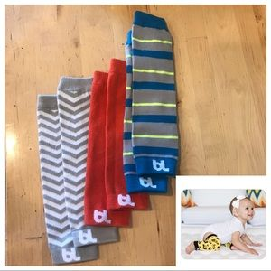 Baby Leggings - Three Pair